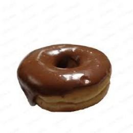 Chocolate Glazed Doughnut (Шоколадний Пончик)